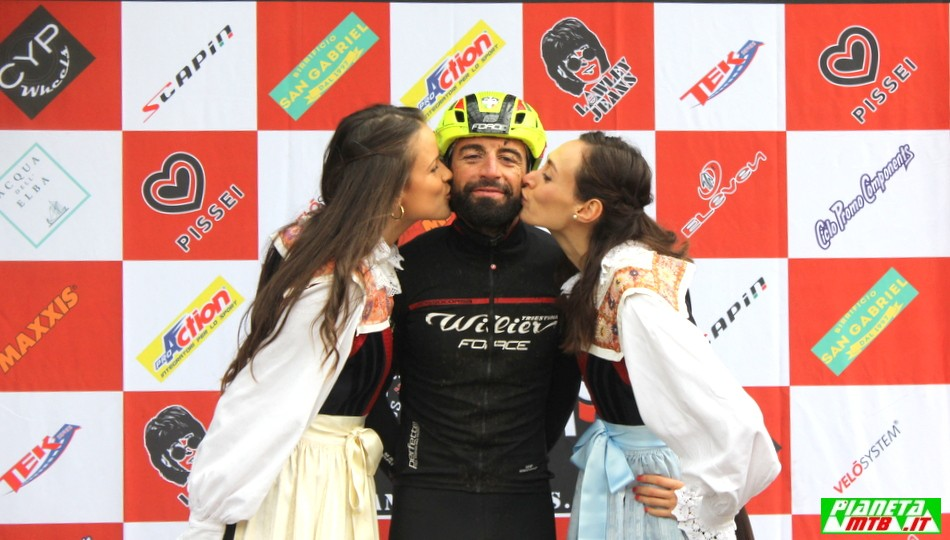 Johnny Cattaneo vince Val di Fassa Bike