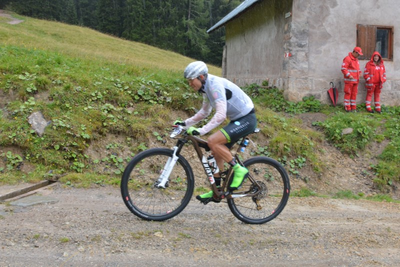 Val di Fassa Bike Leo Paez