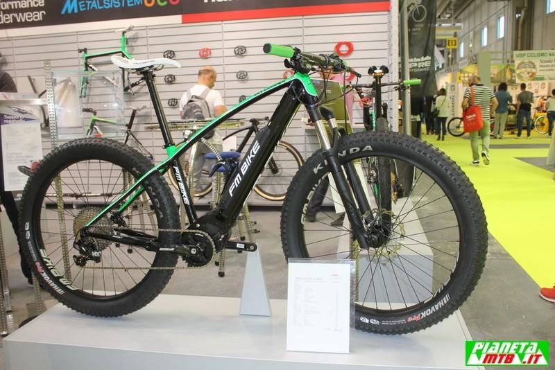 FM Bike e. bULLDOZER mountain bike elettrica