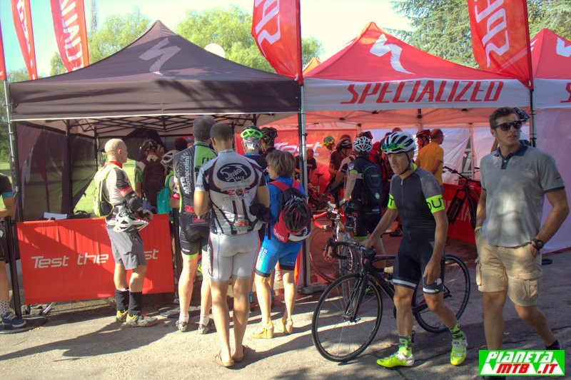 Specialized Epic Carbon Pro 2018 - Test Galzignano Terme Bike Experience
