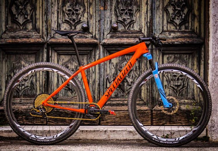 Specialized S-Works Epic HT - Simon Andreassen