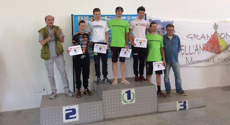 GF Antica Carsulae il podio maschile