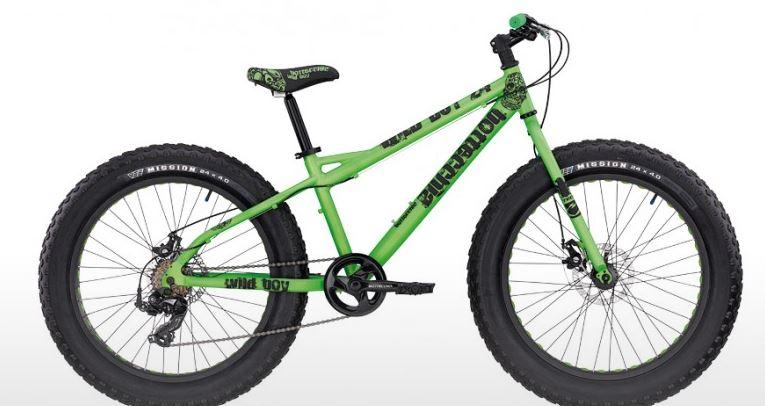 Bottecchia Fat Bike 24'' Wild Boy