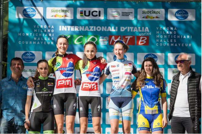 Letizia Marzani - Merida Italia team