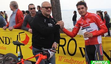 Daniele Mensi regala la prima vittoria a Soudal-Lee Cougan Racing Team