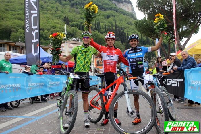Garda Marathon podio maschile