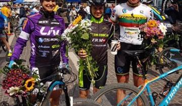 Torpado Südtirol-International Mtb Pro Team terzo alla Garda Marathon con Katazina Sosna
