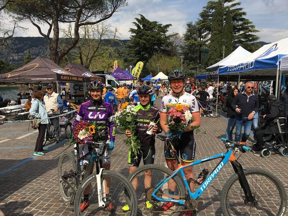 Garda Marathon - podio donne
