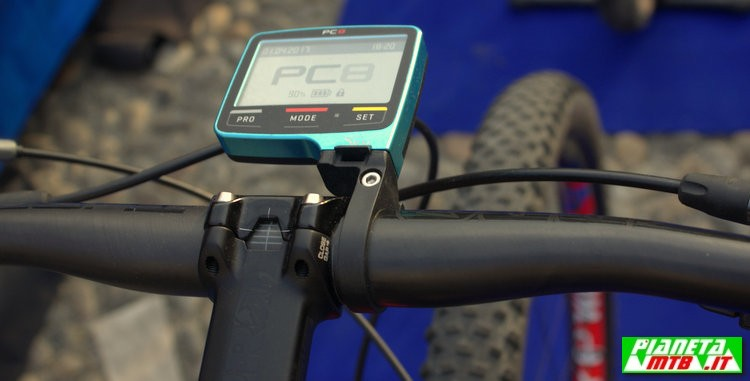 Power meter SRM PC8