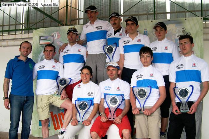 Campioni provinciali brescia mountain bike cross country