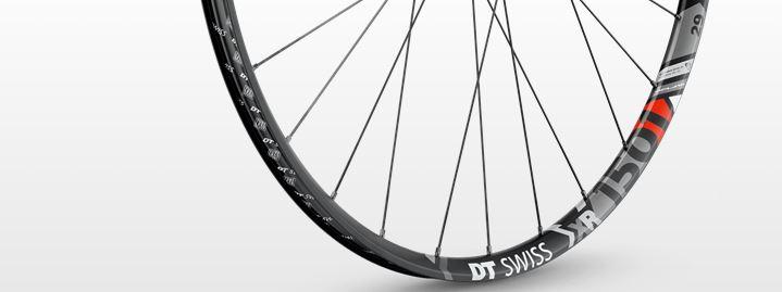 DT Swiss XR 1501 Spline One 22,5 ruote mountain bike