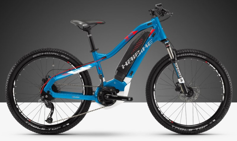 Haibike Sduro HardFour - e.bike bambino