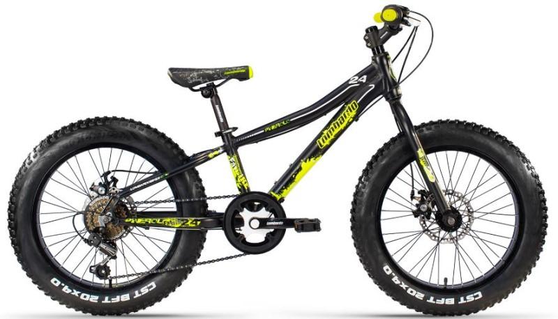 Lombardo Pinerolo 24 Fat Bike per bambino
