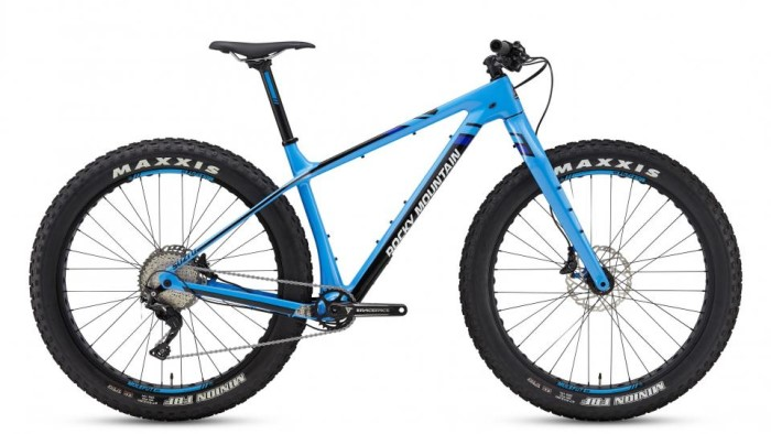 Rocky Mountain Suzi Q -90° RSL - Fat Bike7