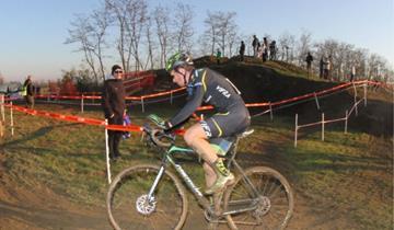 Merida Italia Team: Campionato Regionale Ciclocross corso in casa