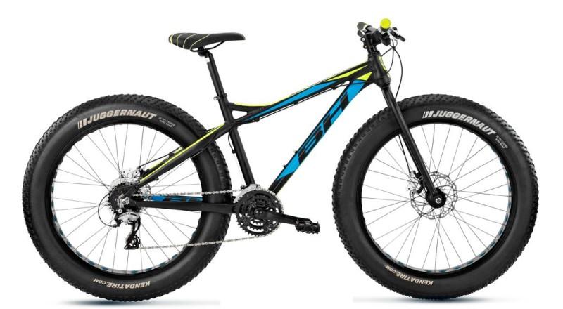 BH Big Foot fat bike