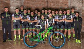 Già presentato il Merida Italia Team