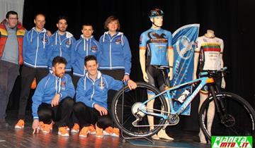 La storia del Torpado Südtirol International Mtb Pro team è iniziata oggi con il primo capitolo, la presentazione