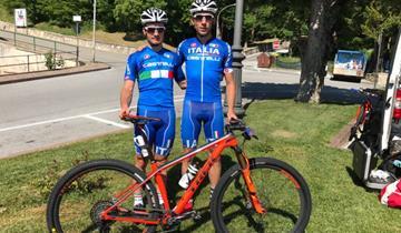 Team Trek Selle San Marco: Ferraro e Rabensteiner in azzurro al Mondiale di Singen