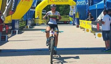 Torpado-Südtirol-International Mtb Pro Team: Katazina Sosna trionfa alla 100Km dei Forti