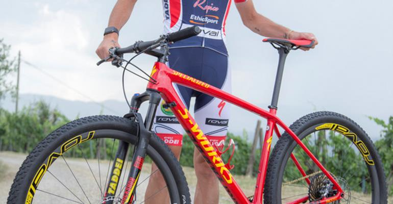 Le Specialized S-Works Epic HT Limited Edition