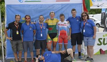 Mondiale nella Top 10 per Katazina Sosna e il Torpado-Südtirol-International Mtb Pro Team