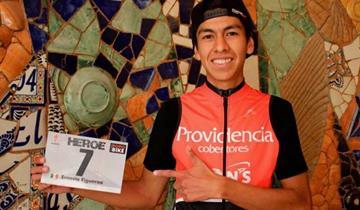 Il Team Polimedical FRM porta in Italia il giovane messicano Figueroa