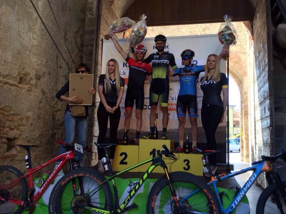 Granfondo Soave Bike il podio