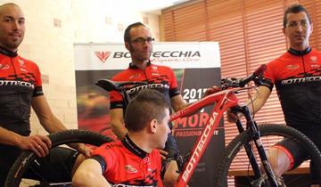 Il Bottecchia Factory team presenta il Roster e la nuova Ortles 297+