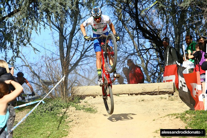 UCI Junior Series Milano - Edoardo Xillo