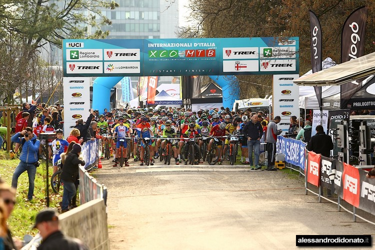 Milano UCI Junior Series MTB
