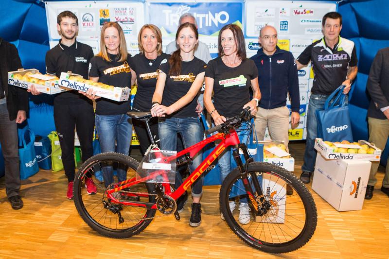 Trentino MTB 2017 vincitori finali