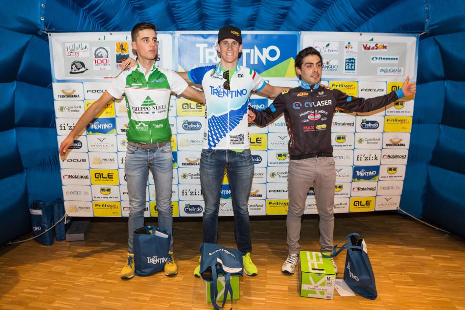 Trentino MTB premiazioni