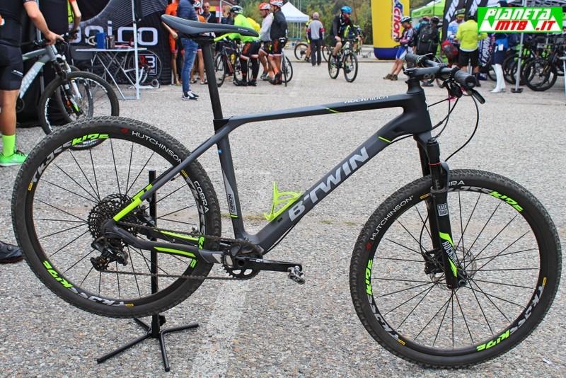 Giro Di Lancio Decathon Btwin Rockrider 960 Pianeta Mountain Bike