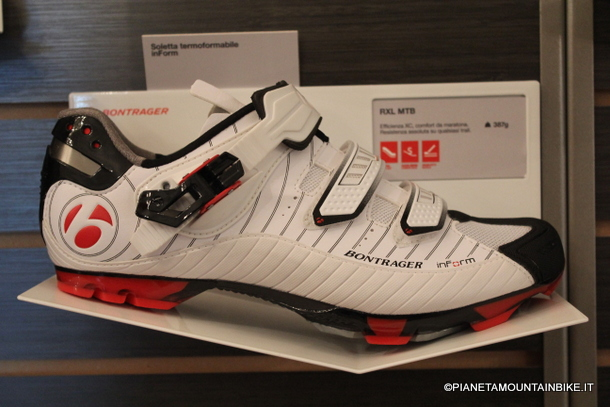 Bontrager per il 2014 aggiorna le scarpe RXL, le top di
